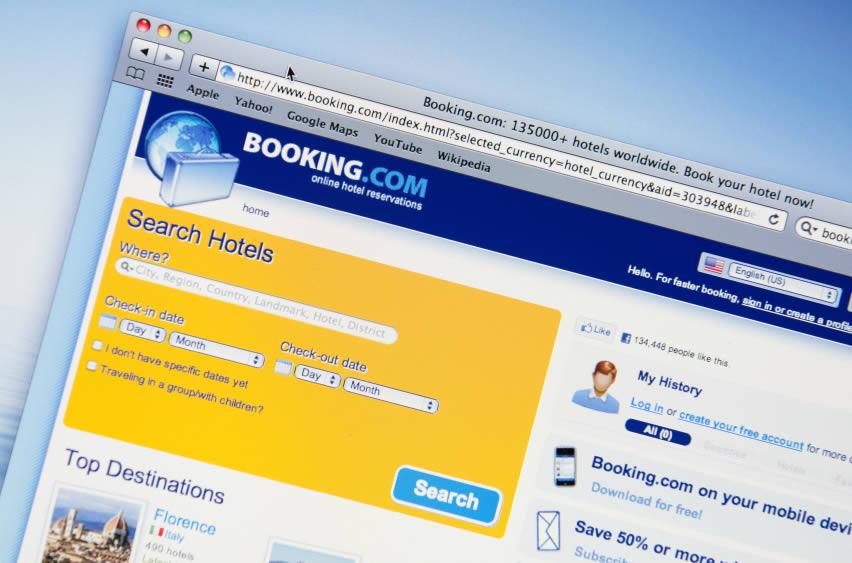 Le nuove funzionalità di Booking.com per ripartire