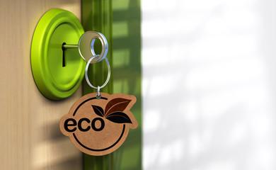 Hotel eco friendly