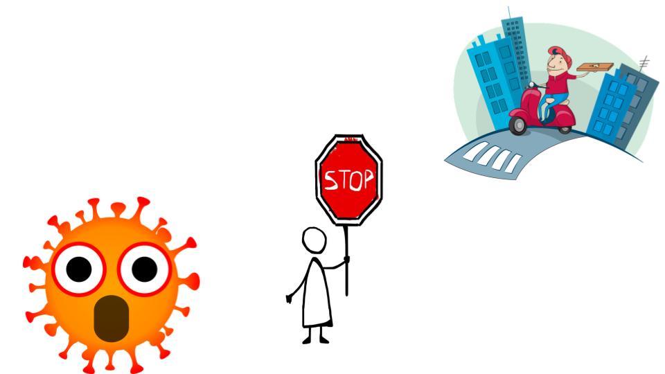 Ristoranti e Coronavirus: Delivery