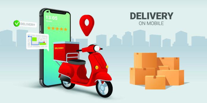 le 3 migliori app per la consegna a domicilio