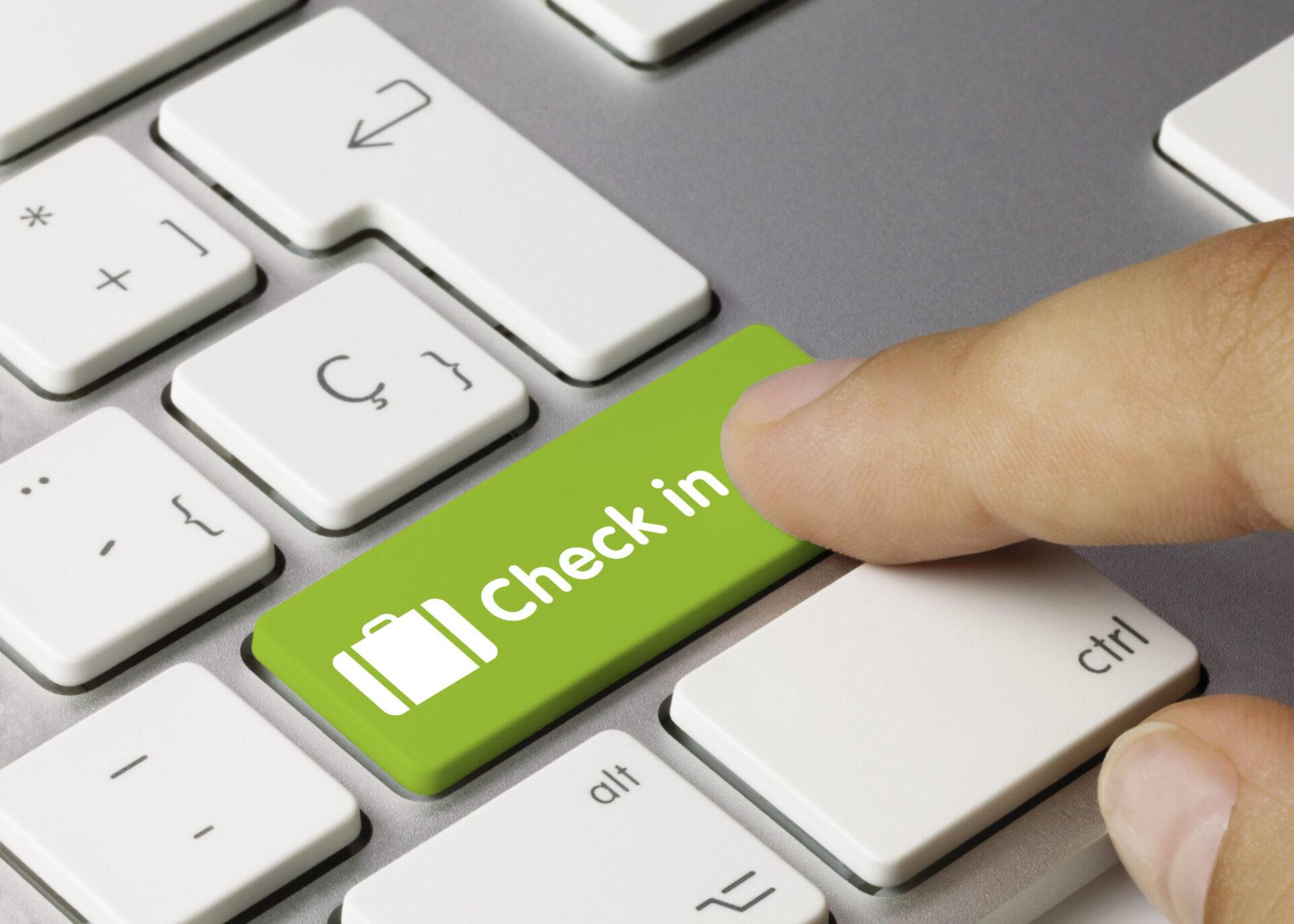 i migliori check-in online hotel
