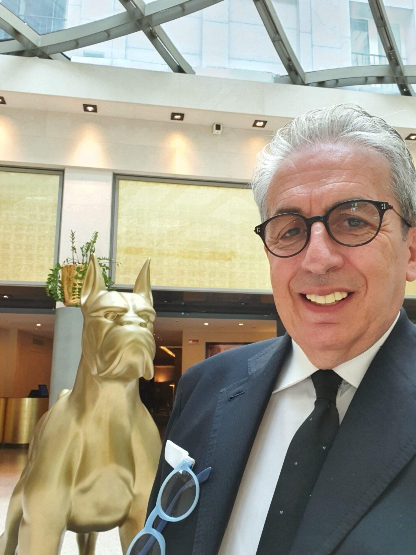 Mario Apicella-Consulente Direzione Hotel