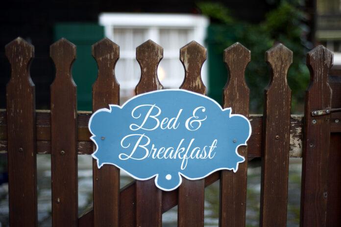 Come riempire il tuo Bed and Breakfast - mossa tre