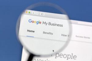 Follower Google my Business