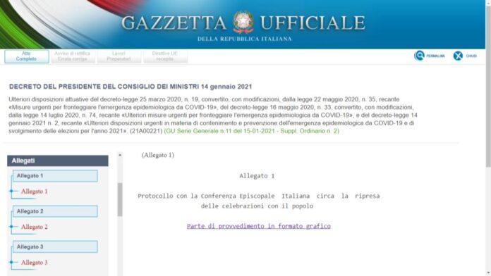Decreto Legge Alberghi
