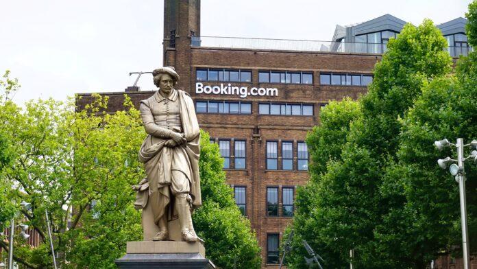 L'area opportunità di booking.com