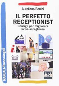 i migliori libri per receptionist