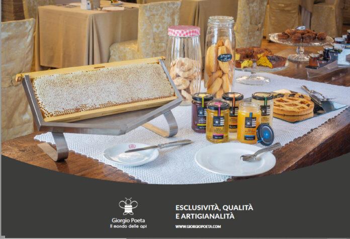 Nuova linea di miele bio monodose per hotel
