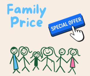 impostare i prezzi per bambini